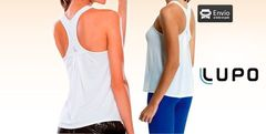 Musculosa para fitness LUPO - woOw