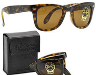 ENVIO GRATIS: Lentes Ray Ban Wayfarer Folding Carey. - Descontate