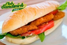 2 Club Sandwich de Milanesa + Papas 35% - Cuponatic