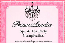 Tu cumple Spa & tea party en PRINCESSLANDIA. Todo incluido. - Club Cupon