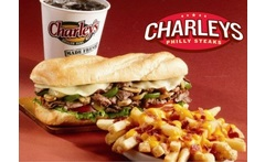 Paga Bs 4000 y Consume Bs 6000 en Charley s Philly Steaks - Aprovecha