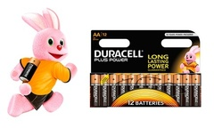 Pack de 48 o 96 pilas Duracell Plus Power AA o AAA desde 29 90 - Groupon
