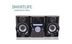 MINICOMPONENTE SMARTLIFE M350 - woOw
