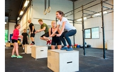 8 o 12 clases de crossfit matricula hasta 52 off - Groupon