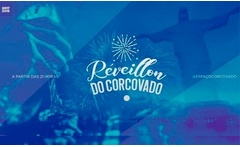 Reveillon do Corcovado 1 ou 2 ingressos all inclusive - Groupon