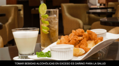 ¡After office para 2 o 4! Desde S/. 39.90 por 2 o 4 pisco sours o chilcanos + Piqueo de chicharrón de pollo + Show de piano en vivo en AMADEUS Piano Bar - OferTOP