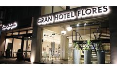 Gran Hotel Flores - woOw