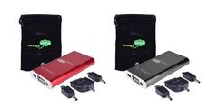 PowerBank de emergencia Concept Green - woOw