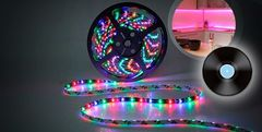 Rollo de luces LED multicolor - 5 metros - woOw