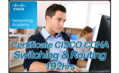 Certificate CISCO CCNA Switching Routing - Aprovecha