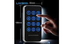 Free shipping Touch Keypad Password RFID Card Key Metal Digital Electronic Cabinet locker lock CL16006 - AliExpress