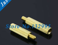 M2 7 3 Brass Standoff Spacer Male Female Brass Standoff Spacer M2 L 3 - AliExpress