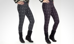 $12.990 por pack de 2 leggings con interior de polar. Incluye despacho - Groupon
