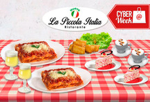 50% Menu Piccola Italia - Cuponatic