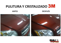 Pulitura y Cristalizado con Sistema Perfect It de 3M - Aprovecha
