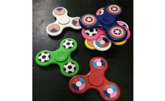 Spinner glowing spinner Avengers DC Super Hero Game of Thrones Dragon Fidget Toys Hand Spinner Metal Finger Stress Relief Brinqu - AliExpress