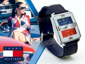 RELOJ diseno TOMMY HILFIGER dama Es tiempo de vestir con estilo Entrega inmediata Envios a todo el pais