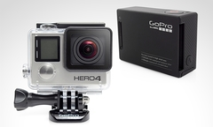$399.990 en vez de $449.990 por GoPro Hero 4 Black. Incluye despacho - Groupon