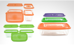 Hermeticos rectangulares plasutil pop a eleccion - Groupon