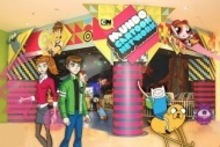 $30 por $100 de crédito o $60 por $200 de crédito en Mundo Cartoon Network en Tortugas Open Mall - Groupon