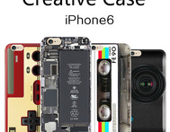 Tape case for Iphone 6 Game Console case The Calculator case Mobile Soft Cover Tpu Phone Cases for Iphone 6 - AliExpress