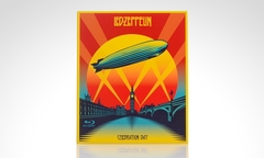 $21.990 en vez de $36.900 por Blu Ray de Led Zeppelin Celebration Day. Incluye despacho - Groupon