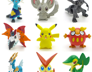 20pcs Lots Pokemon Action Figures Pokemon toys factory price 6 8cm Free Shipping - AliExpress
