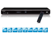 Blu Ray Sharp 3D - Cuponatic