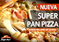 Nueva Super Pan Pizza Gigante 14 Especialidades 4 Estaciones Vegetariana y Hawaiana - Aprovecha