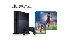 Playstation 4 con 500GB Juego Fifa16 - woOw