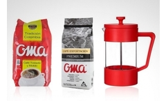 Cafe oma colombiano con opcion a cafetera hasta 44 off - Groupon