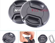 2015 67mm center pinch snap on Front Lens Cap Cover for Nikon - AliExpress
