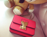 Bag bag love me 2015 lockbutton chain bag female one shoulder cross body bag - AliExpress
