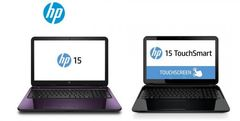 Notebook HP 15 6 Core i3 Touchscreen Fact Ref - woOw