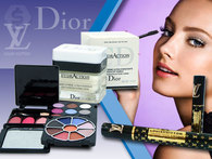 HAPPY HOUR: PACK de belleza facial CHRISTIAN DIOR - LOUIS VUITTON. Incluye: Crema Hidraction + Set de Make Up + Máscara + Delineador. Recibilo vía OCA en tu domicilio en todo el país. - Descontate