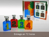 Set Ralph Lauren The Big Pony Collection. Aromas intensos - LetsBonus