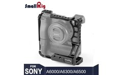 SmallRig A6000 Cage Kit DSLR Camera Cage for Sony A6000 A6300 A6500 with Meike MK A6300 A6500 Battery Grip 2268 - AliExpress