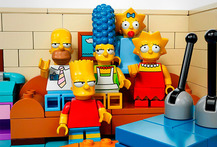 Los Simpsons Coleccion Armable 30% - Cuponatic