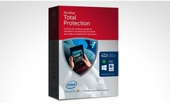 Antivirus McAfee Total Protection multidispositivo con envio - Groupon