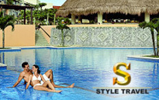 ¡PLAYA DEL CARMEN! 4 noches para h/4 all inclusive en Rivera Maya a $2499 - Clickon