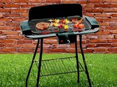 Parrilla electrica portatil Cocina simple Pagala en cuotas