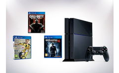 PlayStation 4 de 500 GB Con Juego - Cuponatic