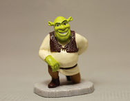 Animation Garage Kid Shrek Model Toys Action Figure PVC Dolls Shrek Models Excellent Christmas Gifts - AliExpress