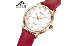Classic Rome 2017 Fashion Simple Style Top Famous Luxury brand quartz watch Women casual Leather watches hot Clock Reloj mujeres - AliExpress