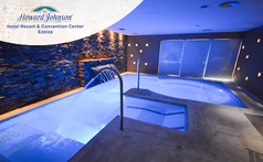 Howard Johnson Ezeiza: Day Spa p/1: piscina + masajes - Clickon
