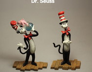Free Shipping Rare Action Figure PVC Dolls Dr Suess Model Decoration Excellent Gifts - AliExpress