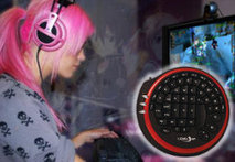 Teclado Warrior Level Up!!! - SantoDescuento