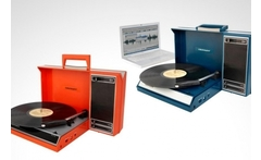 Tocadiscos spinnerette de crosley en color a eleccion - Groupon