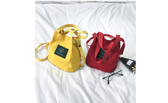 New 2019 Women Shoulder Female Student College Wind Simple Canvas Shoulder Bags Casual Tote Messenger Environmental Shopping Bag - AliExpress