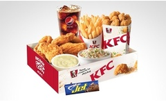 11 900 en vez de 16 900 por Big Box Pop Corn en KFC - Groupon